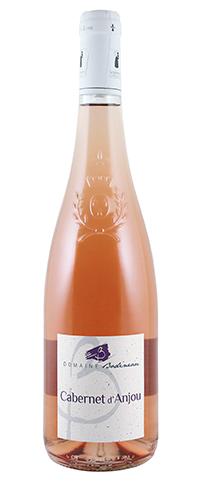 Vin Rosé Cabernet d'Anjou